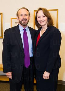 John Flanigan, Judy Mitchell