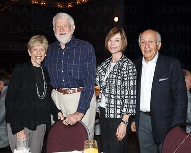Rhoda & Alan Swartz, Dr. Barbara Golden, James Yasher