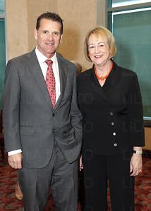 Bill Perry, Jane Mitchell