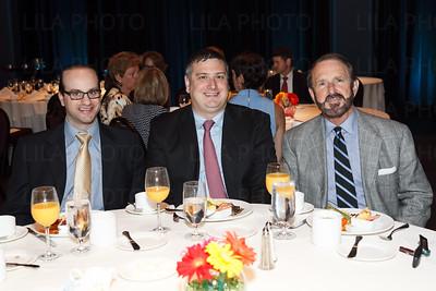 Steven Zaloom, Matt Turko, John Flanigan
