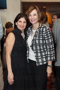 Diane Bergner, Dr. Barbara Golden
