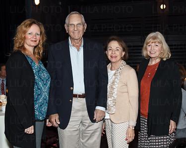 Jan Rodusky, Dr. Philip & Marjorie Torgan, Maxine Marks