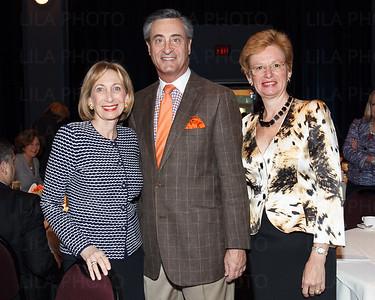 Eileen Berman, Bill Meyer, Caroline Harlass