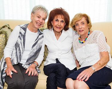 Zelda Mason, Sheila Engelstein, Harriet Miller