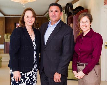 Judith Mitchell, Robert Avossa, Tracy Butler