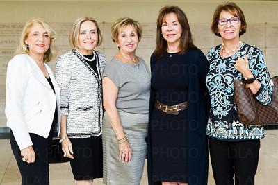 Patty Myura, Margaret Damen, Madeline Fink, Cindy Mandes, Rosemary Johnston