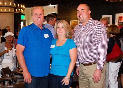 Tim & Karen Gonyer, Bryan Butler