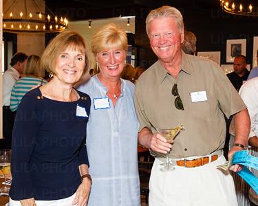 Janet Edwards, Trudy Scotten, Bob Chlebek