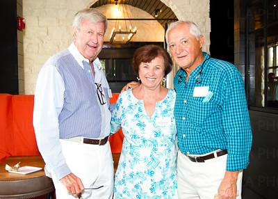 Bob Eastman, Pat & Paul Straubinger