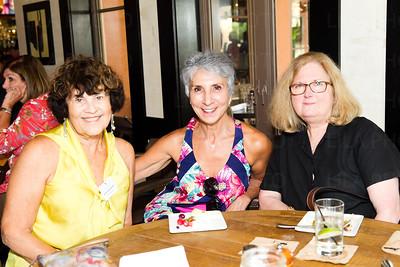 Barbara Beaubien, Laurena Briggs, Dianne O'Hare