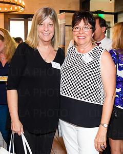 Michele Kelly, Patricia Aslanis