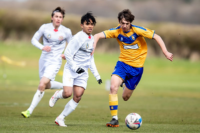Mansfield Town U18's v Garuda Select XI  06/04/2021
