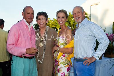 Ken Walker, Beth DeWoody, Kimberly & Roger Yaseen