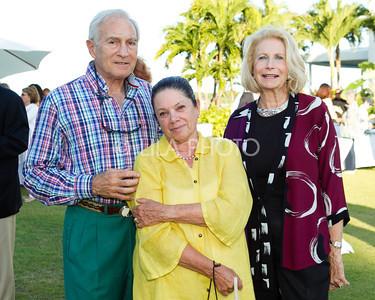 Don & Linda Silpe, Carol Cohen