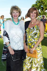 Jane Nugent, Kathy Vaughan
