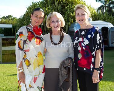 Biba St. Croix, Bev Myers, Janice Laff