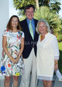 Lisa Cregan, John Cregan, Kay Gilman