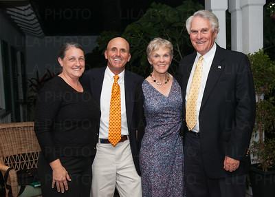Livia & Rick Landry, Tricia & Bob Hinckley