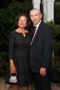 Sharada & Don Alducin