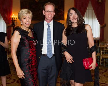 Arlene Levine, Dr. Thomas & Dr. Lata McGinn