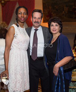 Dr. Tochi Iroku - Malize, Richard & Frances Santiago - Schwarz