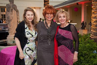 Anita Gabbay, Evelyn Aimis, Sheila Elias