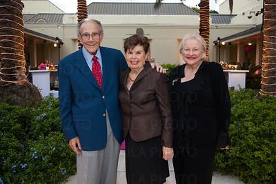 John & Priscilla Richman, Lee Bujold