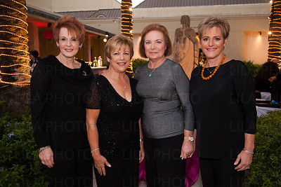 Ginger Fried, Ann Giuliano, Helen Cornet, Valerie Goldstein