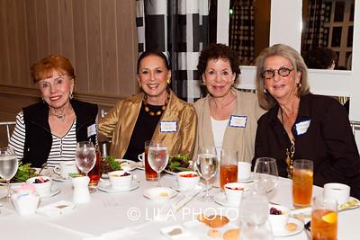 Lynn Kleinman, Phyllis Topchik, Linda Geld, Bobbi Bierman of Boca Raton
