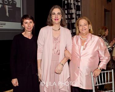 Cheryl Brutvan, Gail Levin, Hope Alswang