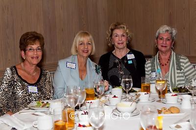 Fran Bernstein, Andrea Fisher, Carol Silverman, Lyn Gottleib of Delray