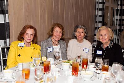 Rose Yaffe, Barbara Bell, Jenny Cyker, Shirley Kullen