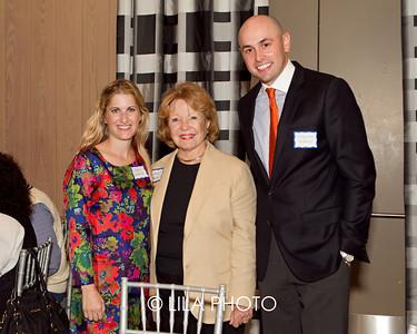 Juliana Gendelman, Joey Pearson, Christopher Goldberg