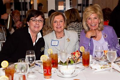 Patricia Williamson, Phylis Seresky, Sandra Schwalb