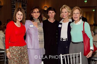 Jean Scharf, Hannah Green, Cheryl Brutvan, Nicki Harris, Ronnie Zimmer