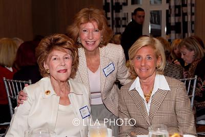 Sarita Server, Susie Stakos, Abby Ruttenberg
