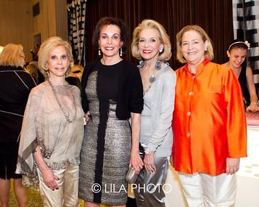 Gail Nessle, Wilma Bernstein, Nicki Harris, Hope Alswang