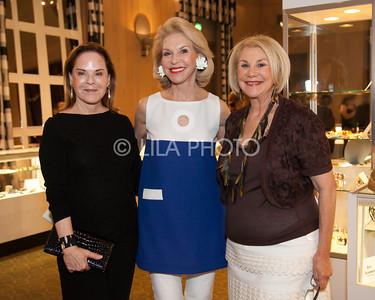 Laurie Perlmutter, Nikki Harris, Donna Shneier