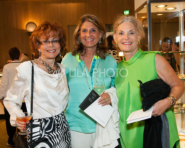 Evelyn Aimis, Judi Dines, Marlene Silver