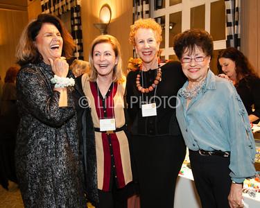Aviva Bensira, Janice Laff, Arlene Silvers, Myrna Palley