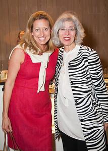 Susie Dwinell, Christine Hanley