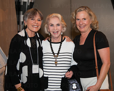 Sara Mesirow, Bev Myers, Jane Myers