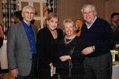 Leonard & Norma Klorfine, Dale & Doug Anderson