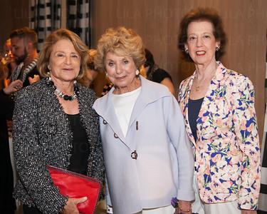 Judy Wyman, Barbara Handler, Nancy Ullman