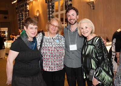 Beth Dunlop, Davira Taragin, John Moore, Donna Schneier