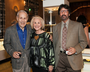 Leonard Goldberg, Donna Schneier, Leigh Goldberg
