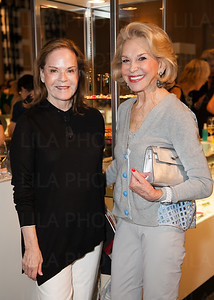 Laurie Perlmutter, Nikki Harris
