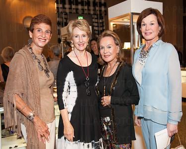 Myrna Hill, Nancy Wolf, Dorothy Kohl, Alicia Blodgett