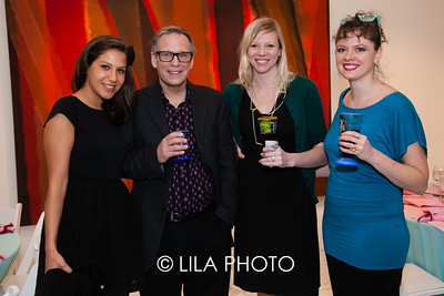 Ruta Reifen, Bruce Metcalf, Meg Drinkwater, Erin Gardner