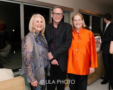Donna Schneier, Bruce Metcalf, Hope Alswang